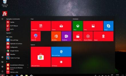 5 funciones para personalizar la interfaz de Windows 10