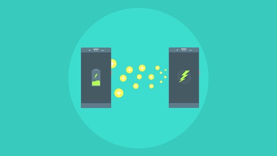 bateria carga