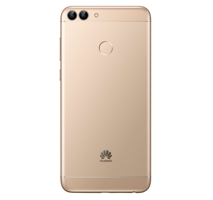 comparativa Huawei P Smart vs Alcatel 3 parte trasera Huawei P Smart
