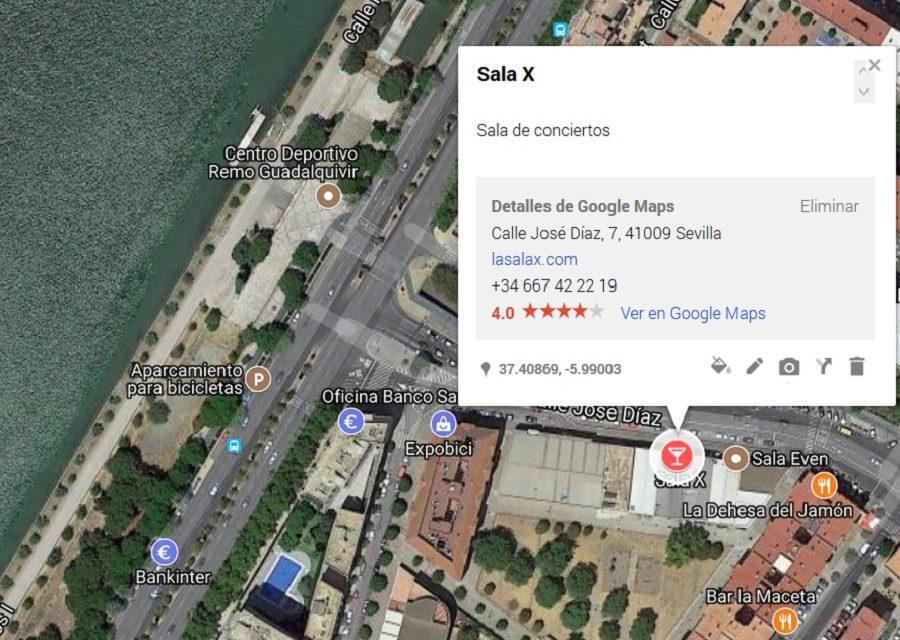 Cómo crear tu propio mapa en Google Maps