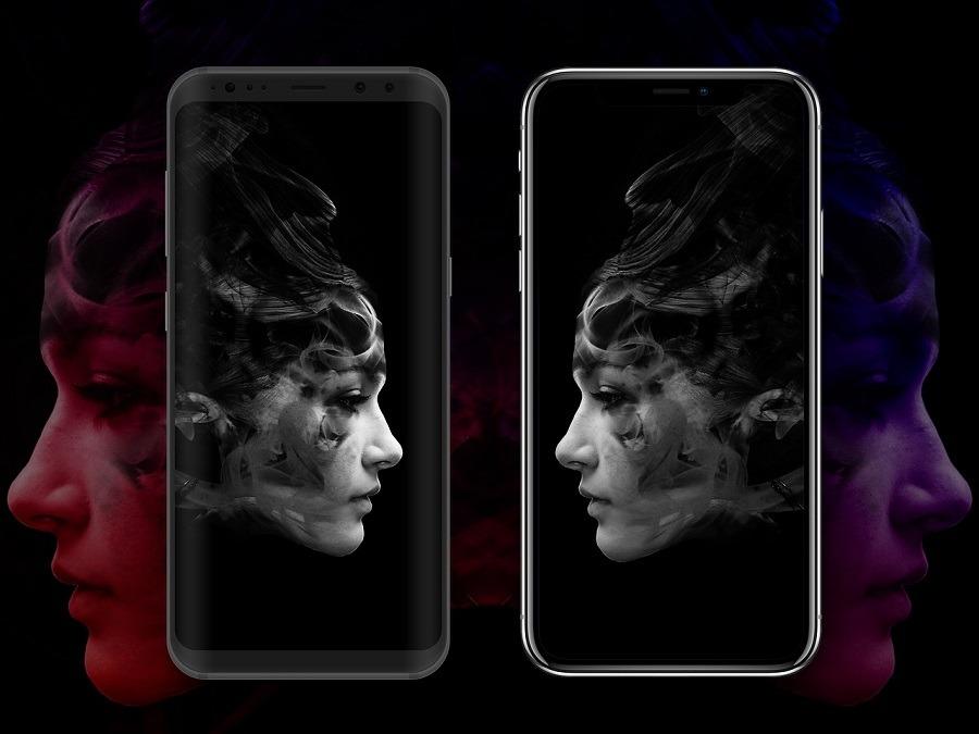 10 fondos de pantalla chulos para un móvil con pantalla infinita