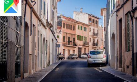 Cómo acceder a la vista de calle Street View en Google Maps