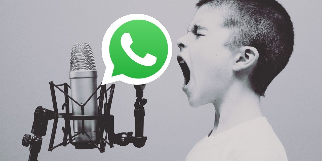 Cómo escuchar un audio de WhatsApp antes de enviarlo