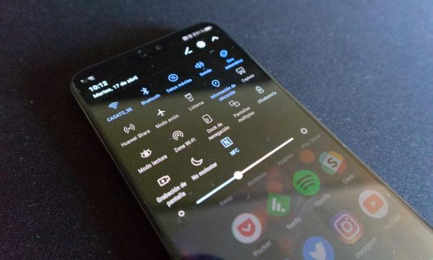 Cómo utilizar Huawei Share para transferir archivos entre el Huawei P20 y el ordenador