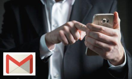 5 sencillos trucos para Gmail desde el móvil