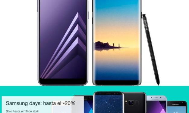 Los mejores móviles Samsung que puedes comprar en eBay