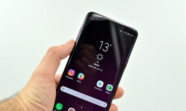 El Samsung Galaxy S9 por 500 euros en oferta en Amazon