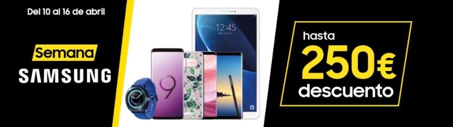 5 móviles de Samsung en oferta en Phone House durante la semana