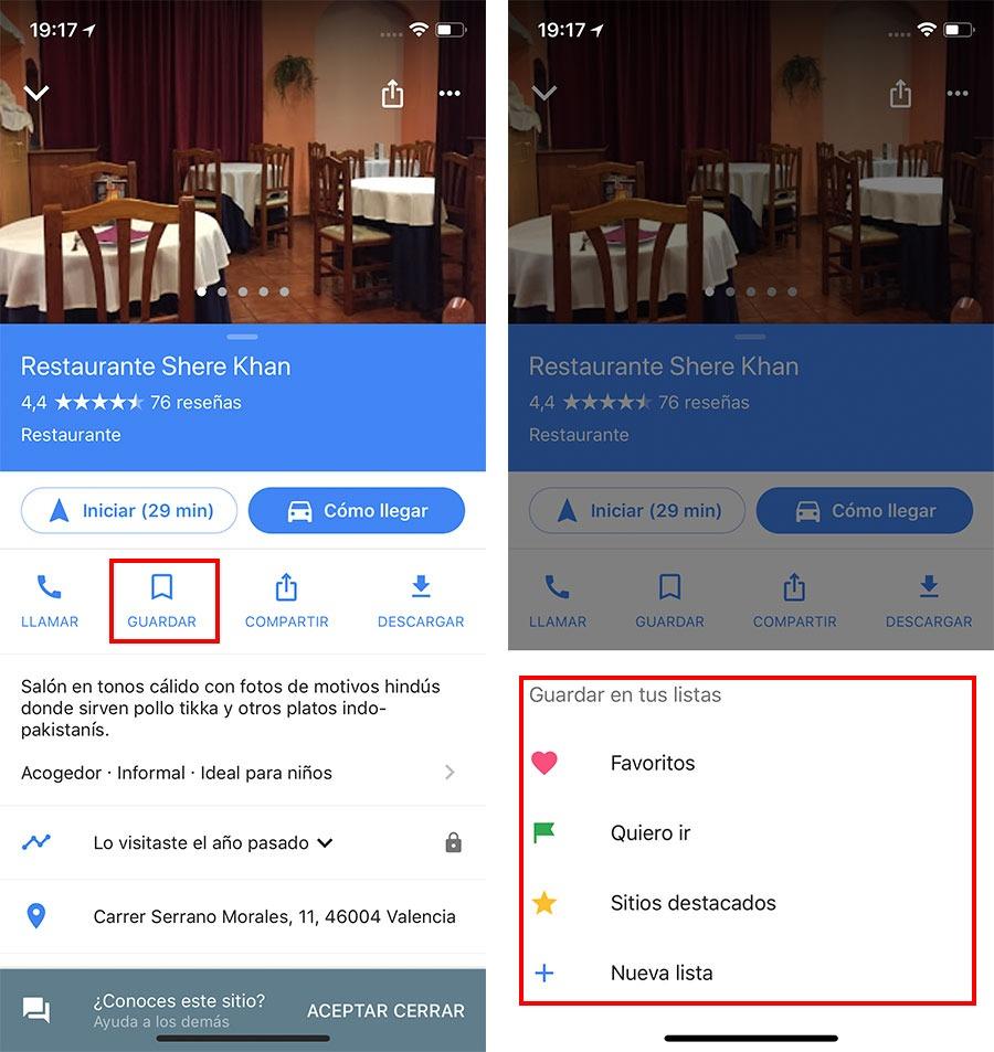 5 trucos sencillos a la hora de usar Google Maps sitios