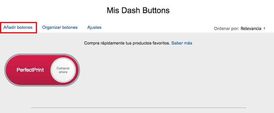 cómo crear Virtual Dash Buttons crear botón
