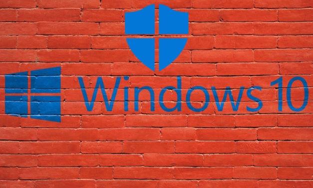 Cómo recuperar archivos de la cuarentena de Windows Defender