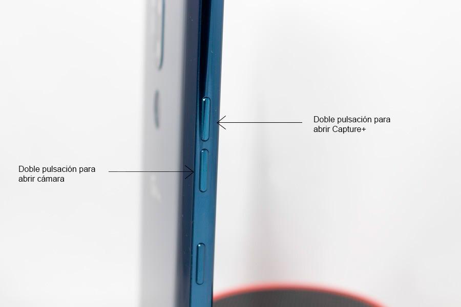 10 trucos para empezar a usar el LG G7 accesos directos