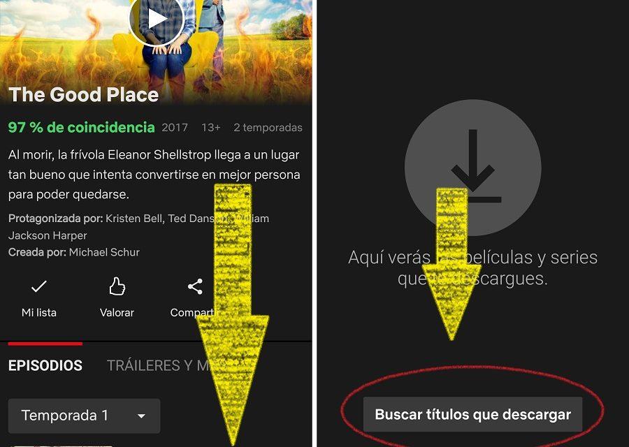 5 trucos útiles de la app de Netflix para Android