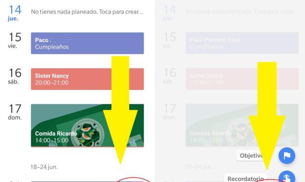 Cómo crear un evento en Google Calendar, paso a paso