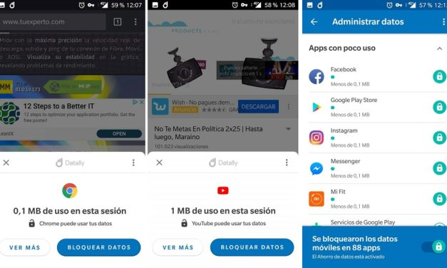 5 trucos para ahorrar datos en tu móvil Android