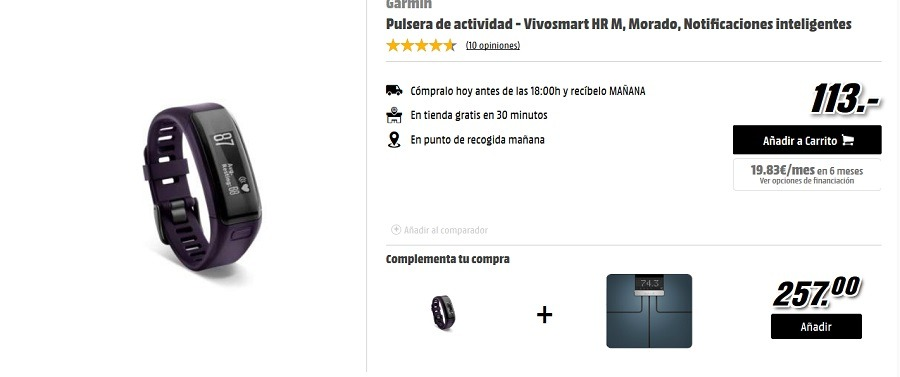 2adb7e08f7cb 5 smartwatch y 5 pulseras inteligentes que puedes comprar hoy por ...