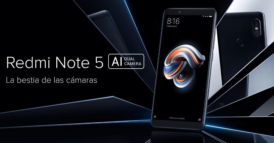 5 trucos para el Xiaomi Redmi Note 5 que necesitas conocer