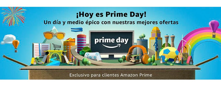 10 ofertas interesantes que todavía puedes disfrutar del Amazon Prime Day