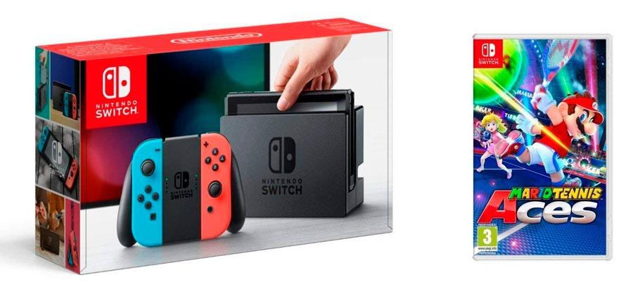 10 ofertas interesantes Amazon Prime Day Switch