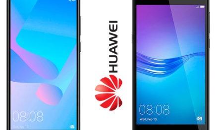 5 mejoras del Huawei Y6 2018 respecto al Huawei Y6 2017