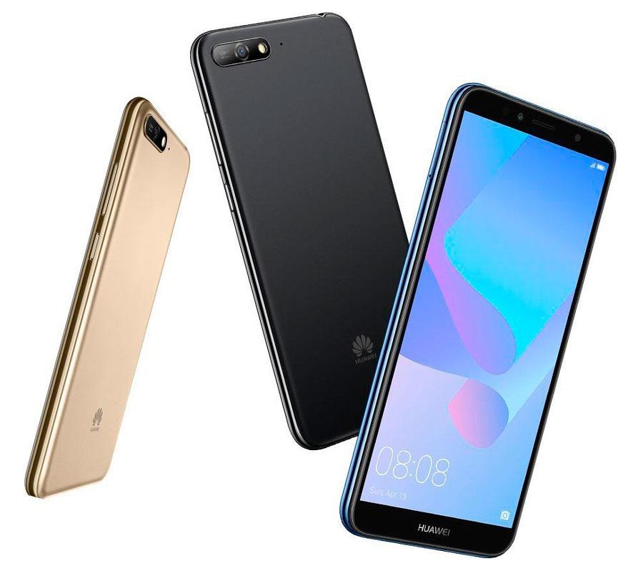 5 mejoras del Huawei Y6 2018 respecto al Huawei Y6 2017 diseño