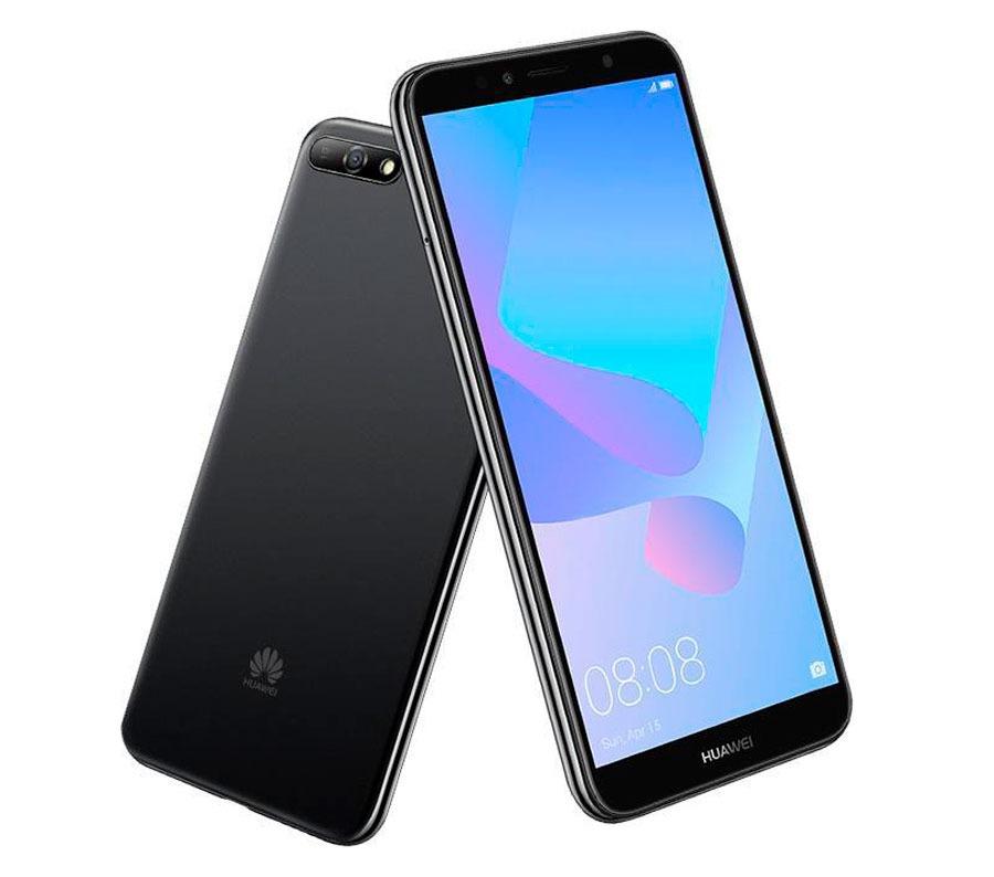 5 mejoras del Huawei Y6 2018 respecto al Huawei Y6 2017 pantalla