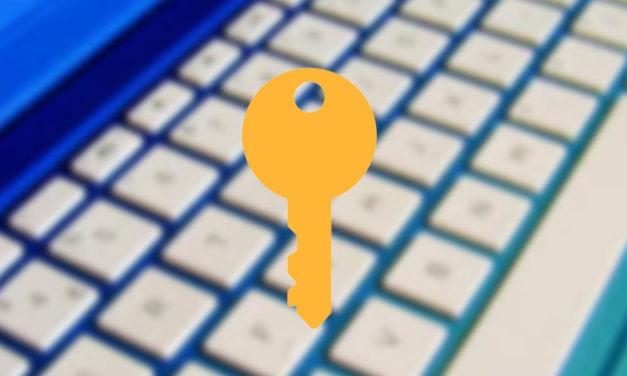Cómo extraer la clave de producto de Windows para usarla posteriormente