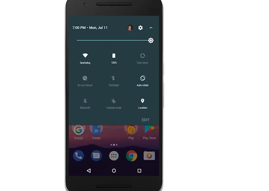 Cómo poner el icono de GPS y otros útiles en el panel de notificaciones del móvil