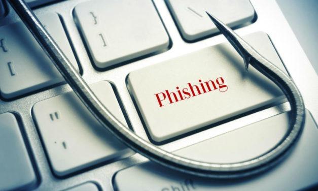 Cómo evitar una estafa de Phishing
