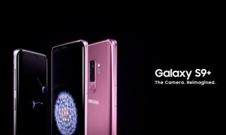 Consigue el Samsung Galaxy S9 Plus por solo 570 euros