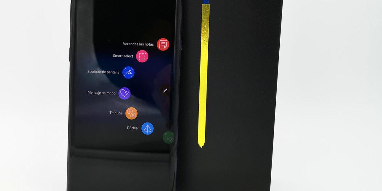 10 trucos sencillos al empezar a usar el Samsung Galaxy Note 9