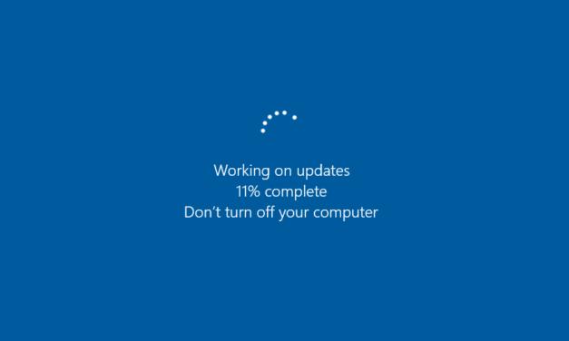 Error de actualización en Windows 10: cómo solucionar todos los problemas