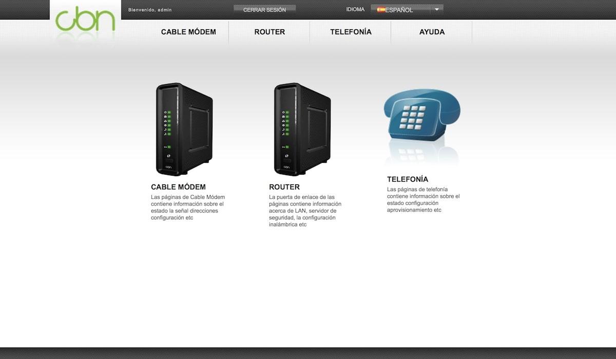 cambiar contraseña router 2