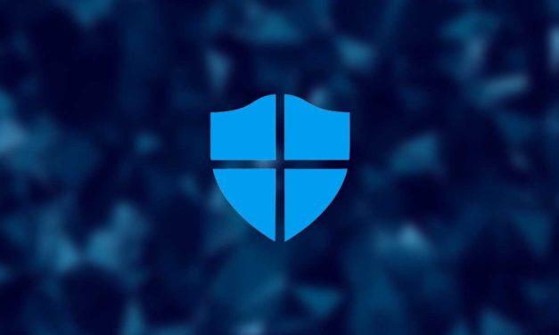 Cómo desactivar Windows Defender en Windows 10 completamente