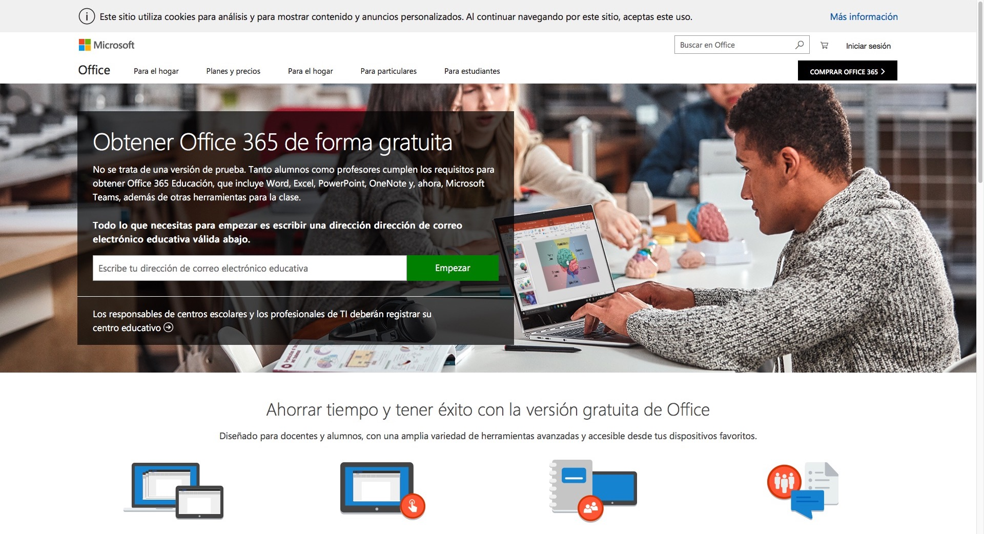 microsoft office universidad 2