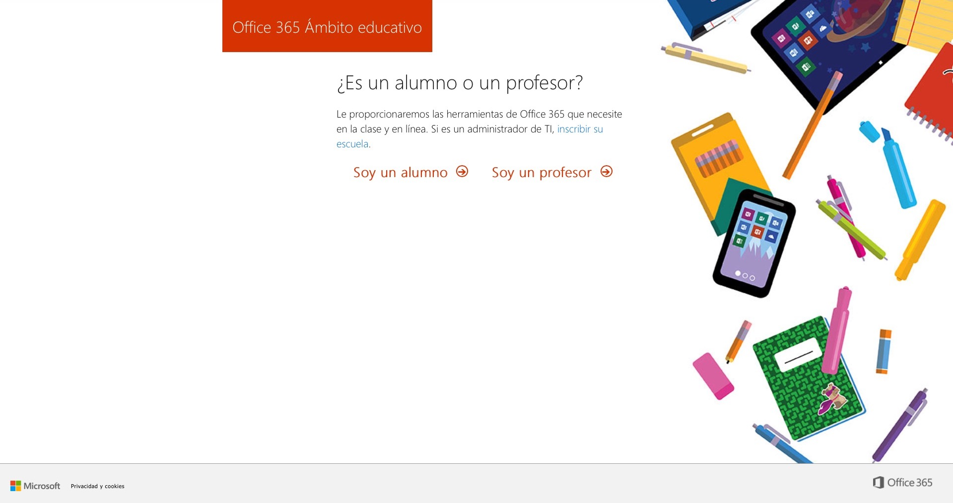 microsoft office universidad