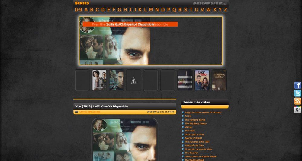 8 alternativas a Plusdede para ver series online en 2018