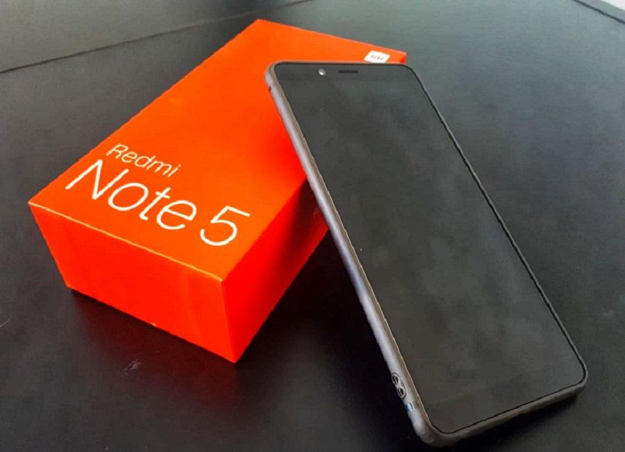 Google Pixel Xiaomi Redmi Note 5