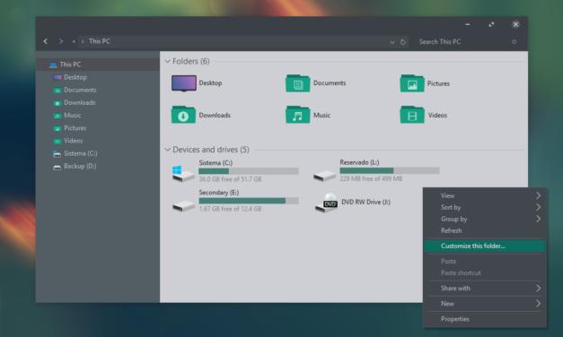 Cómo cambiar el aspecto de Windows 10 con nuevos temas