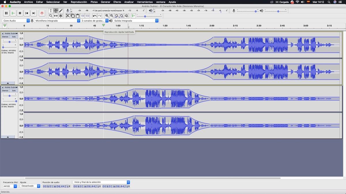 musica en 8d audacity