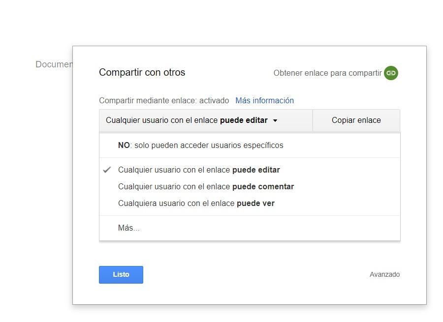editar documentos drive