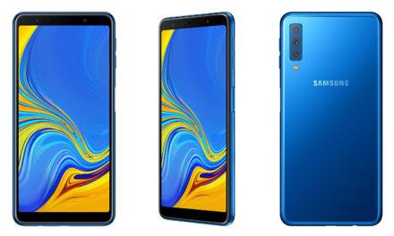 5 trucos sencillos para el Samsung Galaxy A7 2018