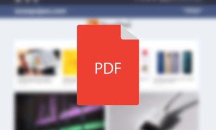 5 formas de convertir una web a PDF fácilmente