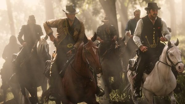 red dead redemption 2 para PC 2-min