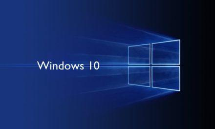 Cómo crear una carpeta compartida en Windows 10