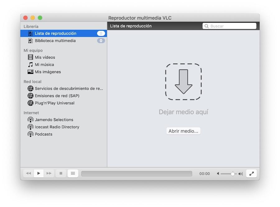 VLC para windows