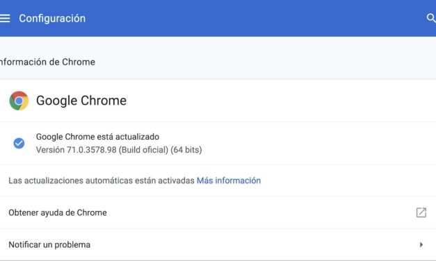 Cómo actualizar Google Chrome en Windows 10 y Mac a la última versión