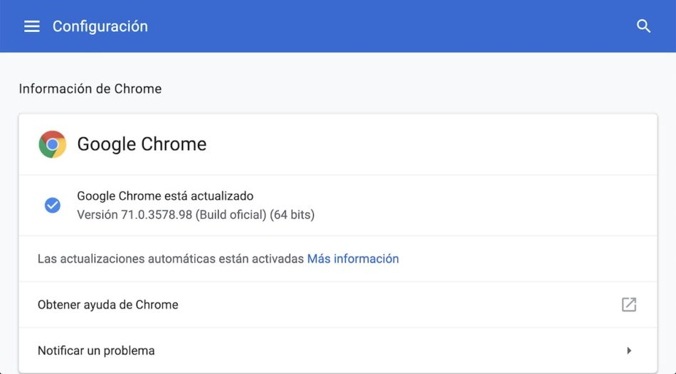 Cómo actualizar Google Chrome en Windows 10 y Mac a la última versión 1
