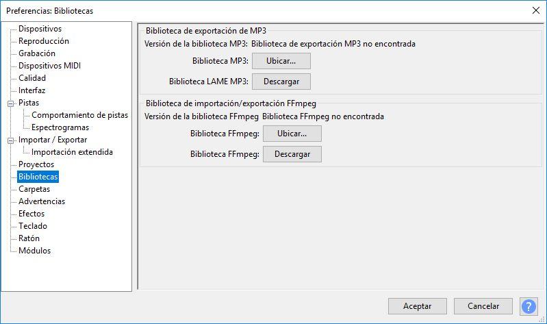 audacity windows 10 2