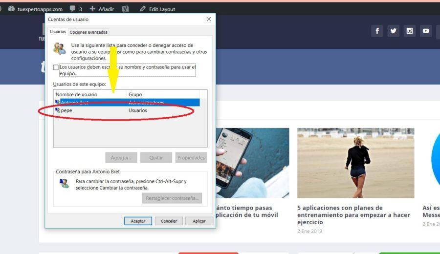 cuenta usuario windows 10 06